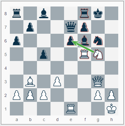 Anand-Gelfand-21.Nxe6